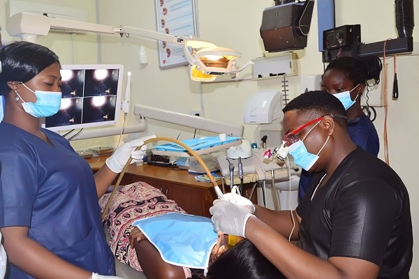 Dentists and Dental Services in Nigeria