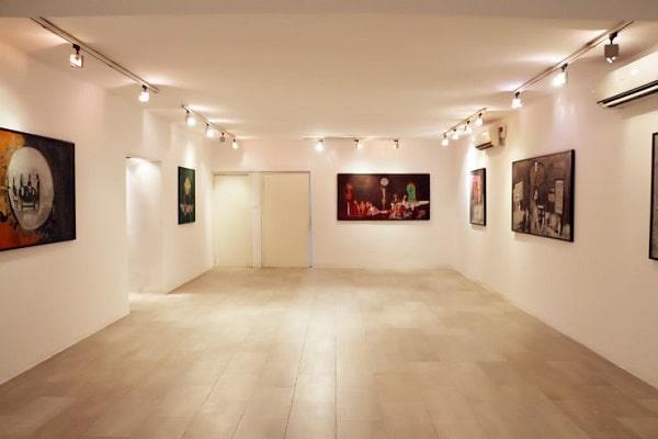 Omenka Gallery in Nigeria