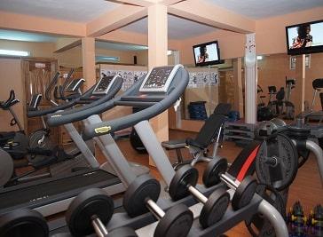Team 5 Gym in Nigeria
